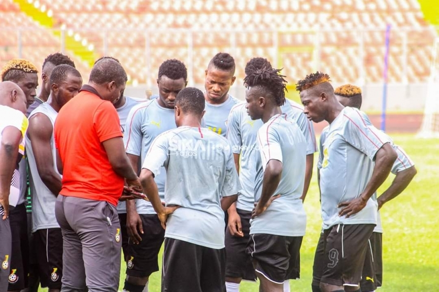 Black Stars B fail to qualify for CHAN after 0-0 draw against Burkina Faso