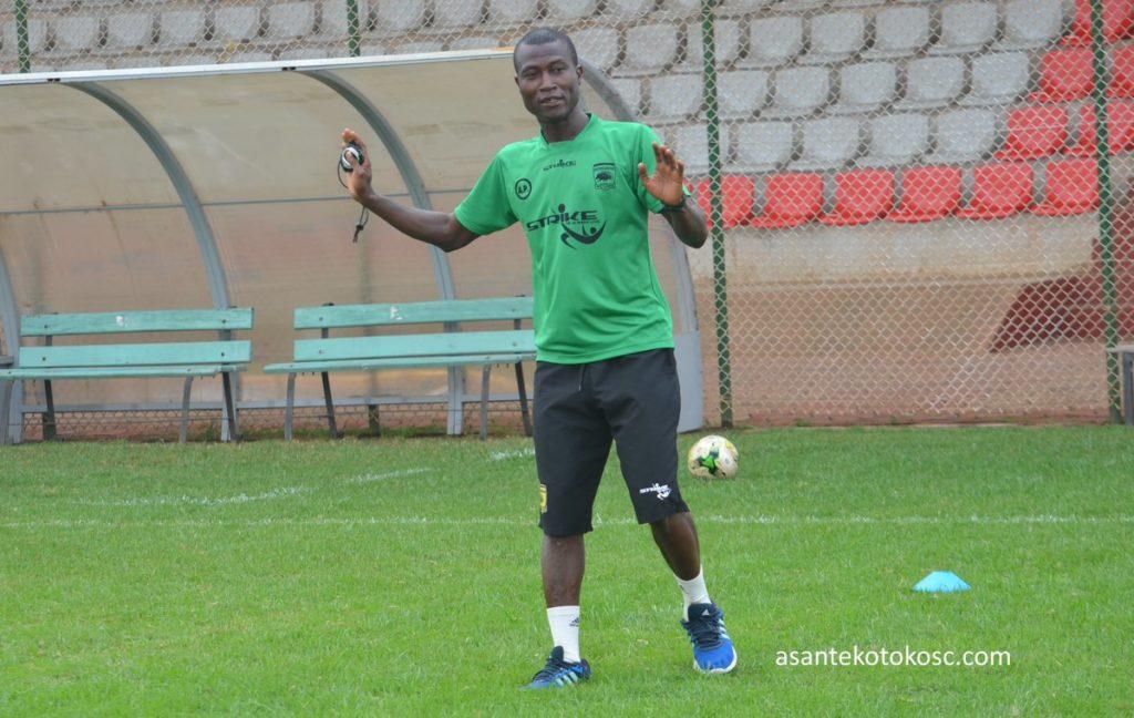 Akakpo Patron to replace Johnson Smith at Karela United