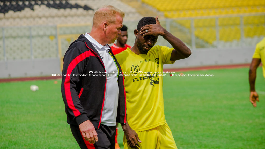 Nana Kwame Dankwah and Edmund Ackah are the problems of Asante Kotoko - Jordan Opoku