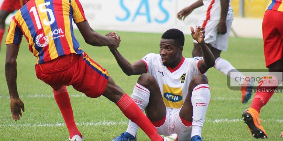 Exclusive: Asante Kotoko defender Abdul Ganiyu set to resume training