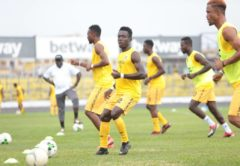Ashantigold beat Dunkwa Youth in friendly game