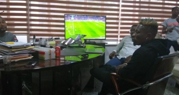 Shatta Wale to perform at Legon Cities FC match against Asante Kotoko