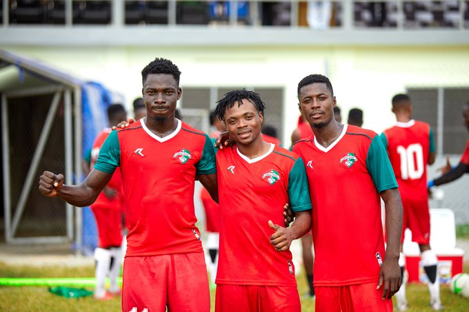 Ghana Premier League: Karela United thrash Legon Cities