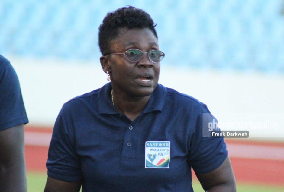 Postpone Womens AFCON - Black Queens Head coach Mercy Tagoe