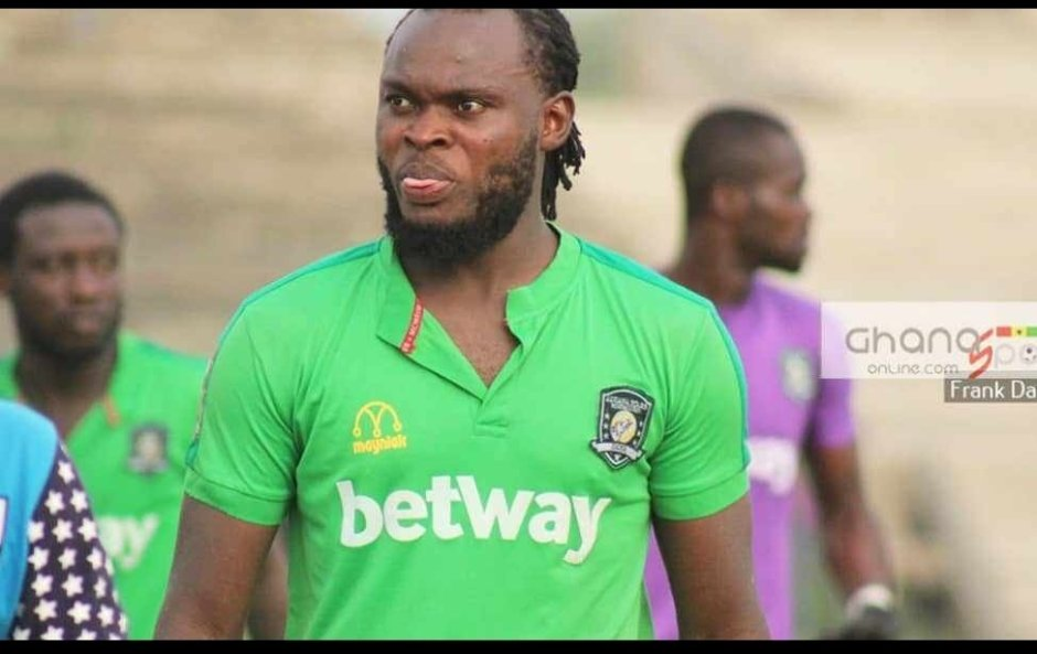 I'll win the Golden Boot - Yahaya Mohammed on upcoming season's ambitions