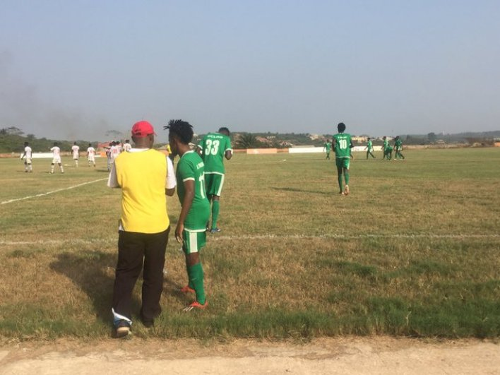 Ghana Premier League: Elmina Sharks 1-1 Eleven Wonders