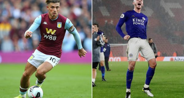 Manchester United to submit bids for Jack Grealish and James Maddison