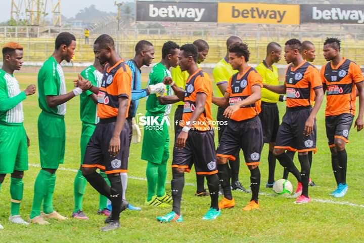 Legon Cities become first Ghanaian club to tests their players for coronavirus