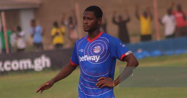 Granada FC sign Mubarak Alhassan from Liberty Professionals