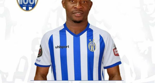 KF Tirana announce signing of striker Derrick Sasraku