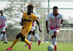 WAFA's Lawrence Agyekum reveals secret to victory over Bechem United