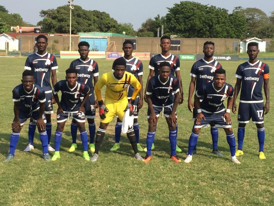 Watch Highlights: Liberty Professionals 1-2 Ebusua Dwarfs | GPL
