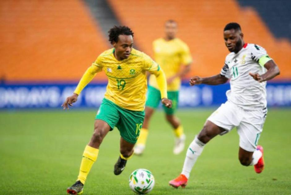 Ghana qualify for AFCON after draw in South Africa