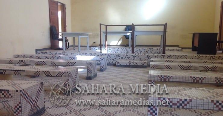 قاعة محكمة روصو - صحراء ميديا