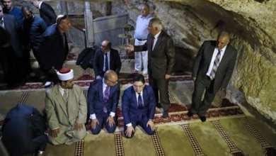 Photo of وزير الخارجية المغربي يزور بيت المقدس
