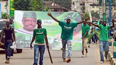 Photo of سيراليون.. أمر قضائي بتأجيل شوط الرئاسيات الثاني