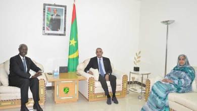Photo of موريتانيا.. الوزير الأول يلتقي المستشار الأممي لمنطقة الساحل