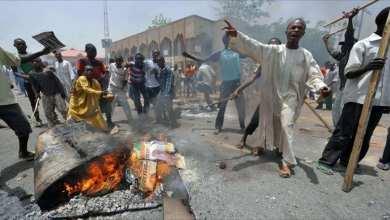 Photo of مقتل 55 شخصا في أعمال عنف شمال نيجيريا