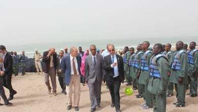 Photo of موريتانيا.. الأكاديمية البحرية تخرج 300 صياد تقليدي
