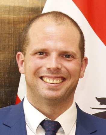 تيو فرانكن، كاتب الدولة البلجيكي المكلف باللجوء والهجرة