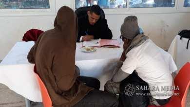 Photo of صور.. هكذا التقت السفارة في المغرب بالمهاجرين الموريتانيين