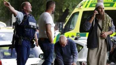 Photo of 49 قتيلا في هجومين على مسجدين في نيوزيلندا