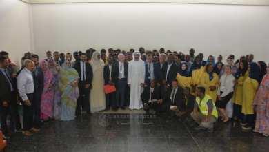 "Photo of شركة "" آفروبورت"" الإماراتية تكرم بعض عمالها في موريتانيا"