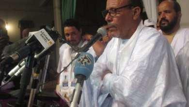 Photo of «ولد إياهي» ثامن مرشح لرئاسيات موريتانيا