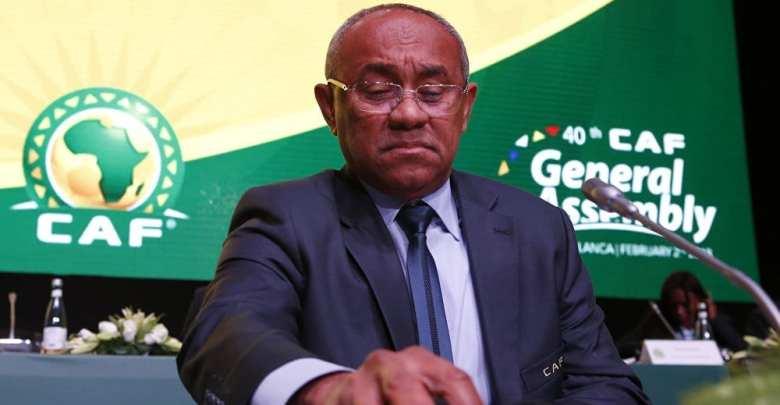أحمد أحمد، رئيس الاتحاد الأفريقي لكرة القدم