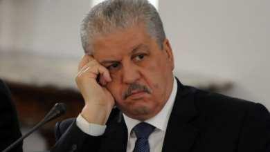 رئيس الوزراء الجزائري الأسبق/ عبد المالك سلال