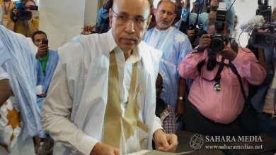 Photo of الرئيس السنغالي يهنئ رئيس موريتانيا المنتخب