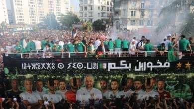 Photo of بين الجزائر ودكار.. احتفال باللقب وآخر بالوصافة