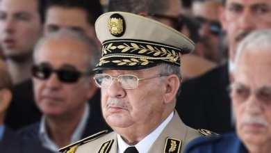 Photo of الجزائر.. وفاة مفاجئة لقائد أركان الجيش بأزمة قلبية
