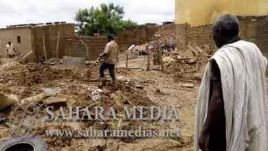 Photo of موريتانيا.. خسائر مادية بسبب الأمطار والعواصف