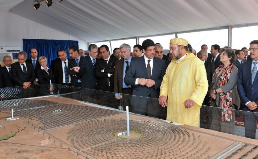 المغرب يوفر 76٪ من كهرباء اسبانيا المستوردة - صحراء ميديا Saharamedias