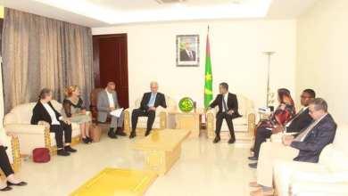 Photo of موريتانيا.. الوزير الأول  يجري مباحثات مع وفد برلماني ألماني