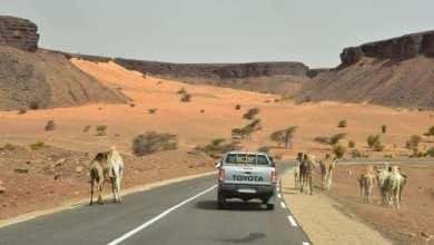 """Photo of """"زر موريتانيا"""" وسم أطلقه ناشطون ترويجا للسياحة"""