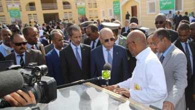 Photo of موريتانيا.. غزواني يفتتح العام الدراسي الجديد من حي الترحيل