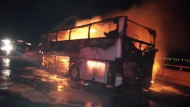 Photo of السعودية.. وفاة 35 معتمرا في حادث سير مروع
