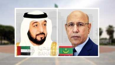 Photo of ولد الغزوانييوجه رسالة تعزية للرئيس الإماراتي