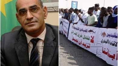Photo of صيادون: وزير الصيد هددنا بحرق قورابنا.. والوزير ينفي