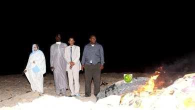 Photo of موريتانيا..إتلاف أطنان من الأرز غير صالحة للاستعمال