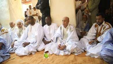 Photo of محاضرات على الحصى في أعرق مساجد موريتانيا