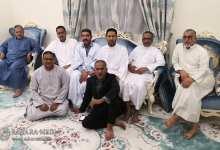 Photo of زين العابدين يلتقي رواد أعمال موريتانيين في الإمارات