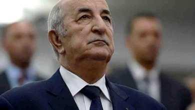 Photo of عبد المجيد تبون يؤدي اليمين رئيسا للجزائر