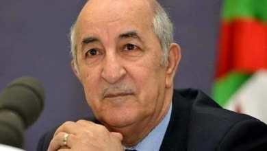 Photo of المجلس الدستوري يعلن عبد المجيد تبون رئيسا للجزائر