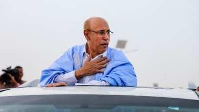 Photo of «غزواني» يهنئ الرئيس الجزائري المنتخب عبد المجيد تبون
