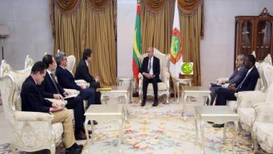 Photo of «غزواني» يبحث تطورات الساحل مع ممثل الاتحاد الأروبي