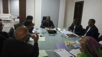 Photo of وزير  النقل يعقد اجتماعات مع الشركات  المشرفة على تشييد  الطرق