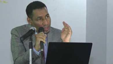 """Photo of """"بن جعفر"""" يقدم تحليلا للسوق التقنية الإفريقية (فيديو)"""